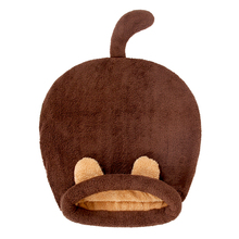 Free Shipping Cat Dog Bed Four Colors Sleeping Bag Warm Comfortable Puppy Winter Nest Shape Cute Suitable For Small Middle Pet