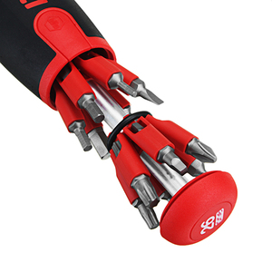 Image 5 - Original xiaomi Mijia Wiha daily screwdriver set 26 in 1 precision drill bit with hidden magic box set repair parts