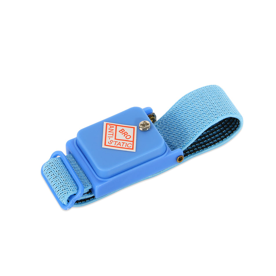 Esd Anti Static Cordless Wrist Strap Elastic Band For Sensitive Electronics Repair Tools Hand & Power Tool Accessories