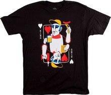 T Shirt Creator Casual Short Sleeve  Handyman King O-Neck Tee Shirts For Men