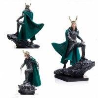 Marvel Comics Loki Ragnarokr action figure 25cm Avengers Loki limited edition Action Figures toy Anime figure Toys For Kids gift