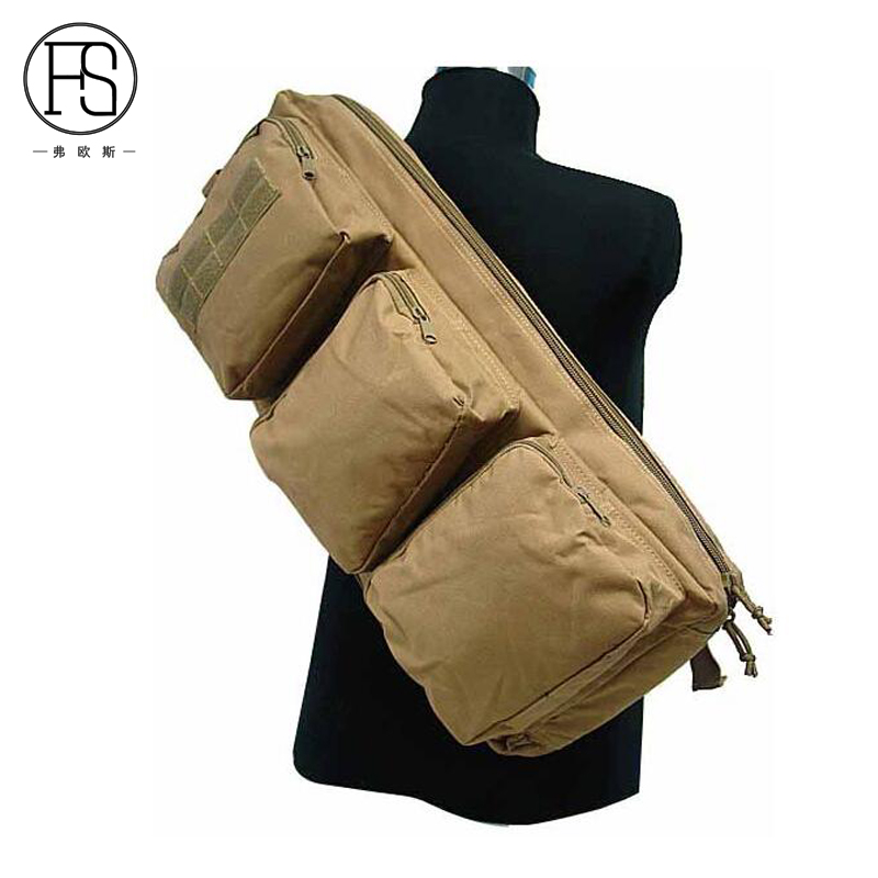 New Tactical Gun Bag About 60cm Outdooe Hunting Rifle Gun Shoulder Bag Gun Protection Carry Bag