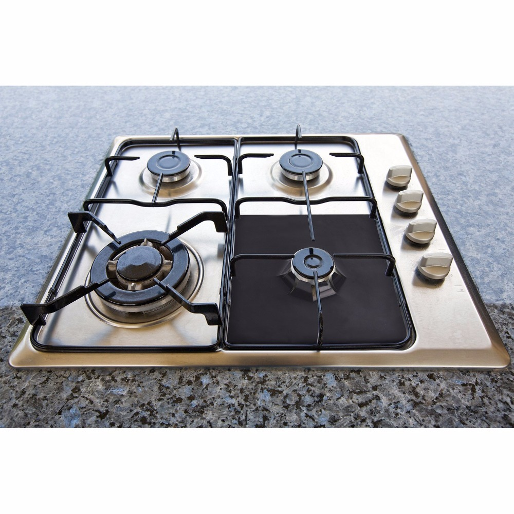 gas stove top. Modren Stove 4Pcs Reusable Gas Stove Cooker Protectors CoverLiner Clean Mat Pad  Burner Covers Stovetop Protector Kitchen Accessoriesin Cookware Lids From Home  Intended Top