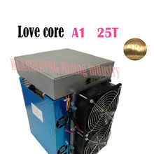 Для биткойнов, асик-Майнер старый б/у core a1 25Th/s цена ниже битмайна BTC antminer S17 Майнер блокчейн Майнер