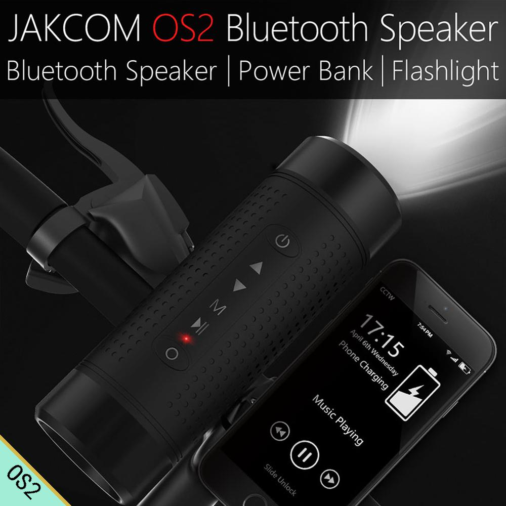 JAKCOM OS2 Intelligent Haut-Parleur Extérieur comme Haut-parleurs en blutooth haut-parleur carregador de celular xiomi redmi