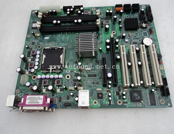100% Working server Motherboard for P4BY-GL 11009634 T168 T468 G5 R150 Fully Tested