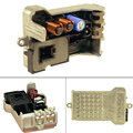 For MERCEDES W220 S500 W203 S430 A/C Heater BLOWER REGULATOR RESISTOR