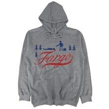 18e620827322e FARGO-NOVO-capuz-TV-FILM-hoodies do pulôver da forma dos homens casaco com  capuz masculino moletom primavera outono streetwear