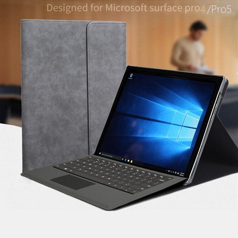 Laptop Case For Microsoft Surface Pro 5 Laptop Sleeve Case For microsoft surface pro 4 Pro6 12.3 Foldable Holder + FilmsLaptop Case For Microsoft Surface Pro 5 Laptop Sleeve Case For microsoft surface pro 4 Pro6 12.3 Foldable Holder + Films