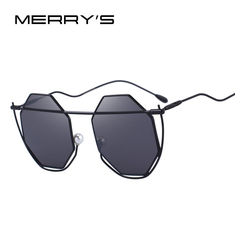 MERRY'S DESIGN Women Fashion Butterfly Sunglasses Brand Designer Sunglasses UV400 Protection S'6258