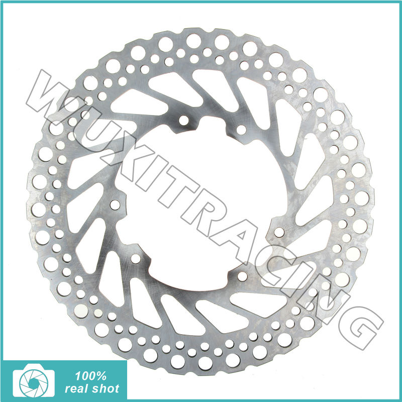 New Front Brake Disc Rotor fit for Honda CRF 250 R 10 11 12 CRF250X 04-09 CRF 450 R 02-12 CRF450X 04 05 06 07 08 09 10 11 12 bikingboy front brake disc rotor for hyosung gt 125 gt125 r naked 01 02 03 04 05 06 07 08 09 10 11 gt 250 gt250 comet 2003 2008