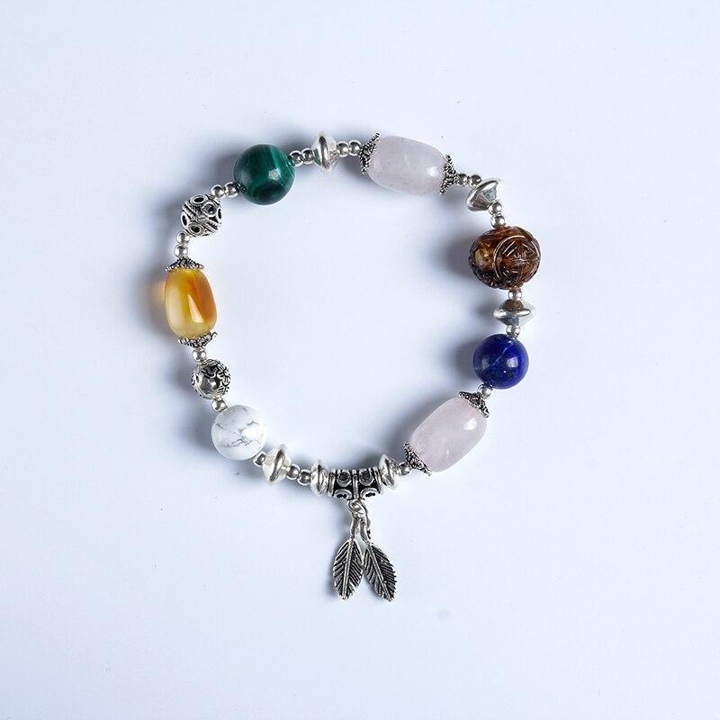 Sang parfum ambre Bracelet perles soupe trésor femmes authentique avec certificats mode bricolage exquis naturel ambre bijoux
