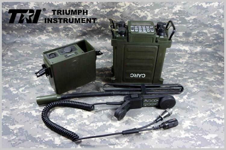 Три инструмент PRC 117G универсальный двухступенчатая FM