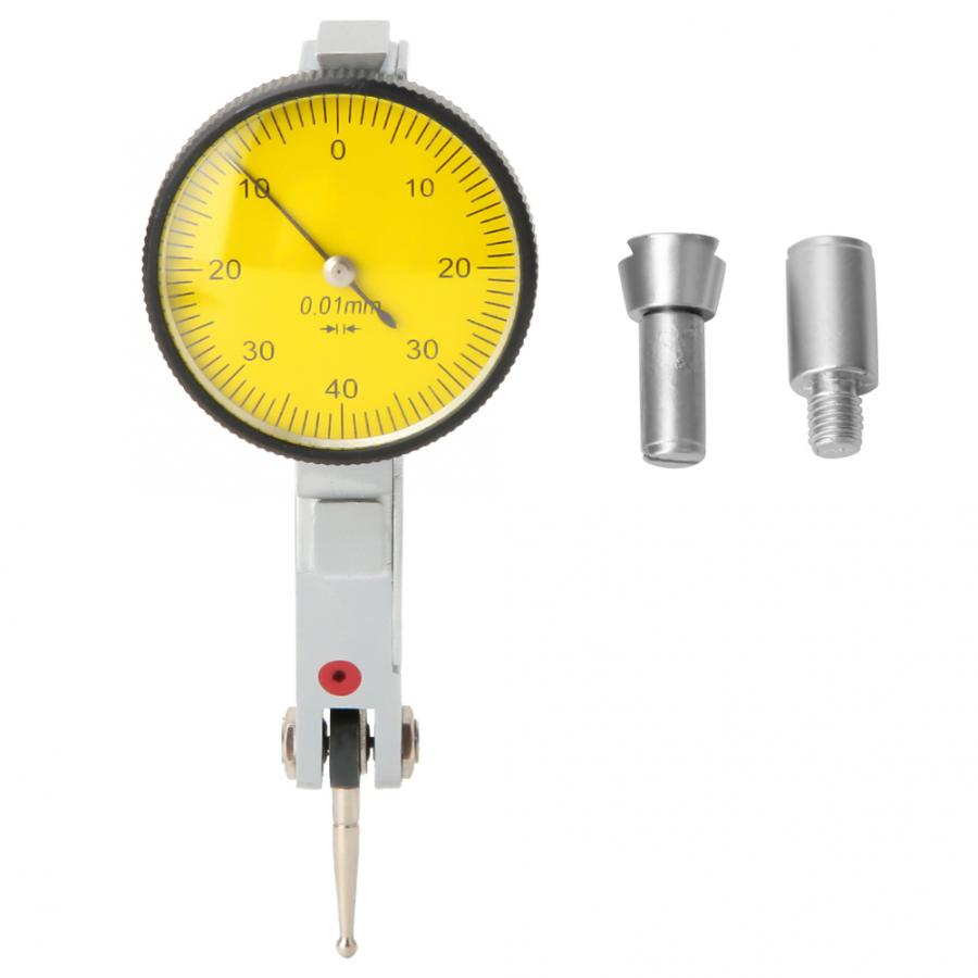 Test Indicator Dial Ruby Probe Head Lever Gauge Accessory Thread M2
