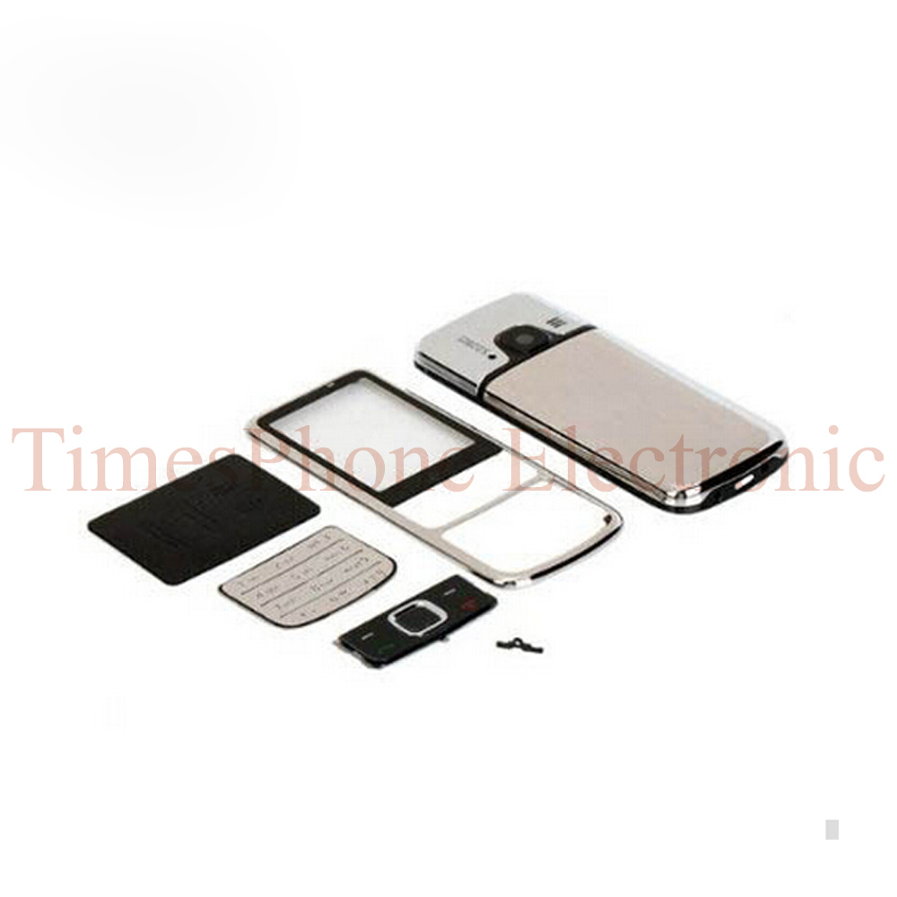 pouzdro 6700 classic - Full Housing 6700 classic, Case for 6700C Back Battery Cover case + Middle frame + English Keypad