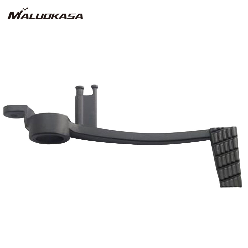 MALUOKASA Motorcycle Folding Rear Brake Foot Pedal Lever Shift For Suzuki GSXR 600 GSXR 750 2006-2010 Suzuki GSXR 1000 2005-2011