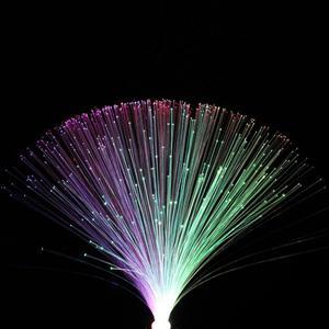 Image 3 - متعدد الألوان LED الألياف البصرية ضوء الليل مصباح عطلة عيد الميلاد لوازم ديكورات زفاف للمنزل مصابيح إضاءة الليل