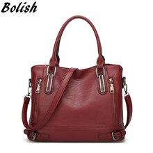 купить Fashion European and American Style Women Totes Simple Patchwork Large Capacity Single Shoulder Bag Female Shopping& Travel Bag дешево
