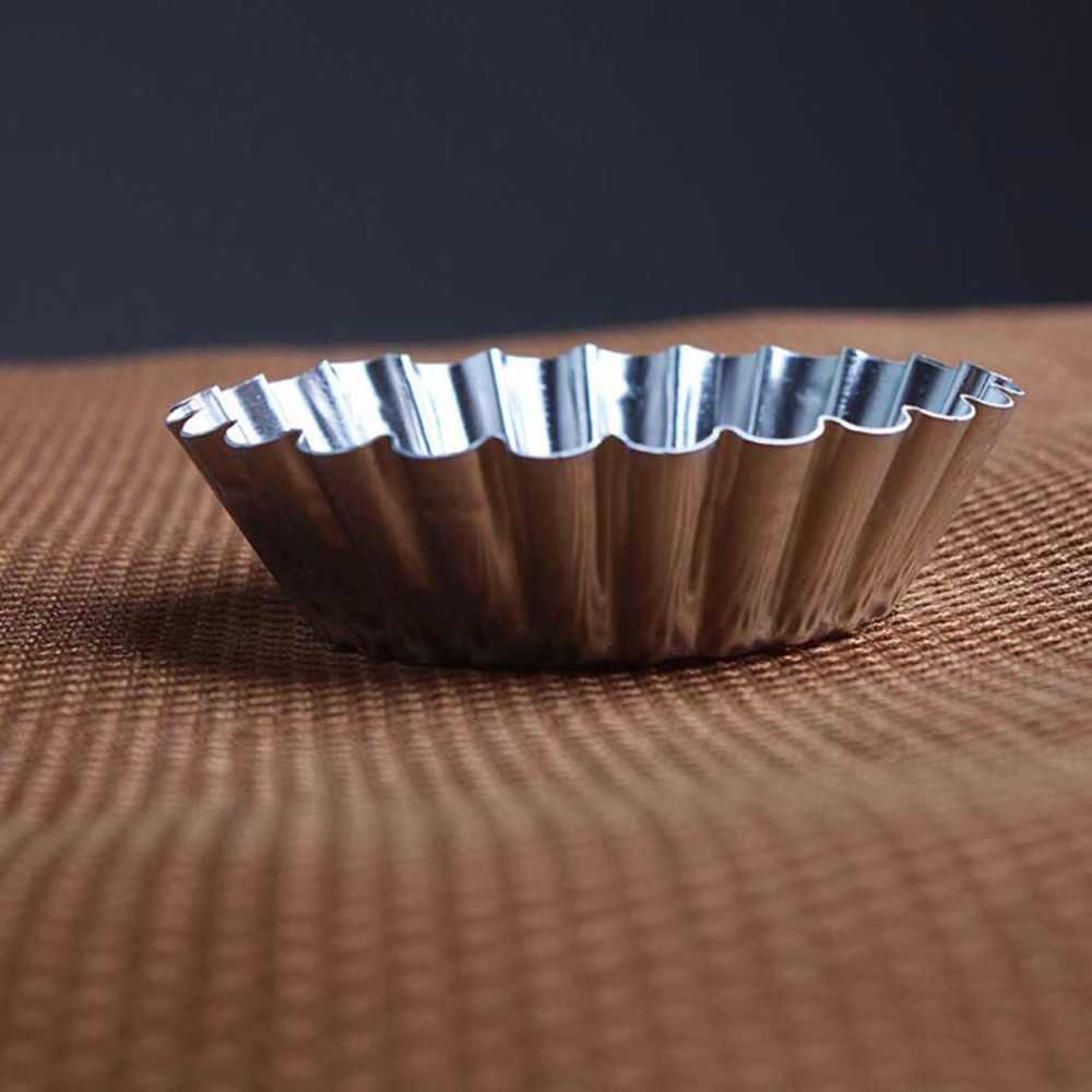 Профессиональный алюминиевый утолщенный яичный пресс-формы для кухни, оборудование для выпечки, инструмент для безопасности пищевых продуктов