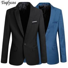 New fashionable men's casual suit jacket han edition suit 68(China)
