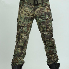 Multicam Airsoft Military Camouflage pants blind clothes tactical cargo pants military fight pants camouflage fatigues