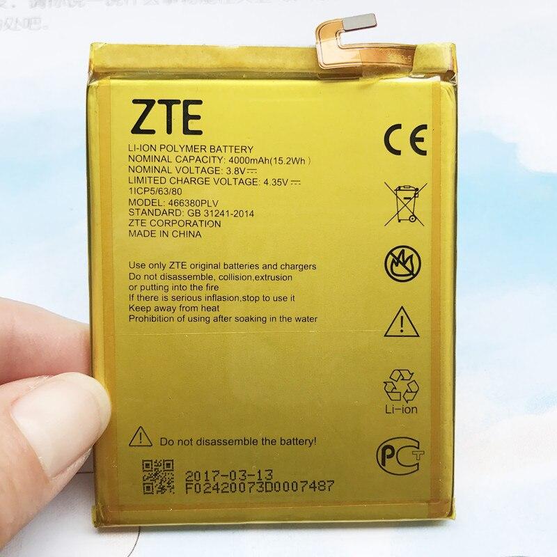 חדש 4000 mah 466380PLV סוללה עבור ZTE להב A610 A610C A610T BA610C BA610T נטענת ליתיום מובנה נייד טלפון סוללה