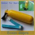 Gopro Аксессуары Bobber Плавающей Ручной Ручка Для Gopro Hero4 Hero 3 + Hero3 Hero2 Камеры Аксессуары