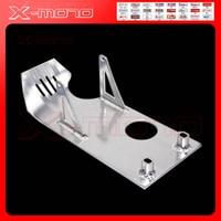 Aluminum Skidplate Skid Plate Engine Case Protector XR50 CRF50 Z50 Tao Tao Bosuer KAYO Xmotor Apollo
