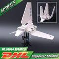 2016 Nueva LEPIN 05034 2503 Unids Star Wars Imperial Shuttle Modelo Kit de Construcción de Bloques de Ladrillos Compatibles Juguete Regalo de Los Niños Con 10212