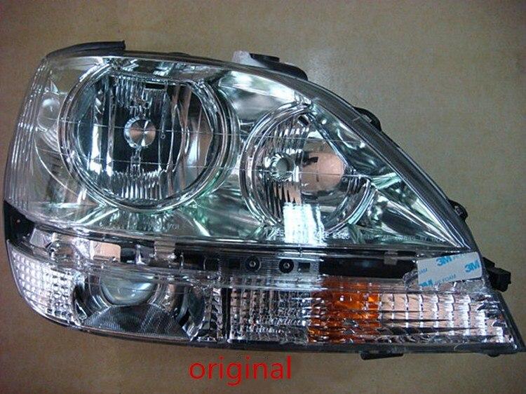 RQXR assemblage de phare pour lexus RX300 HARRIER 1998-2002