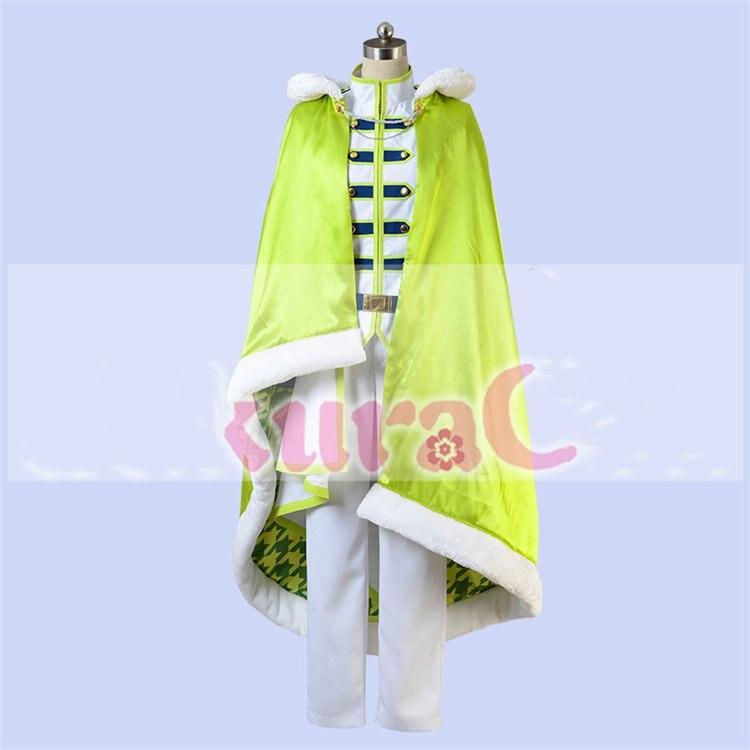 IDOLiSH7 Cosplay Costume Yuki Uniform Cosplay Costume Adult Size For Unisex