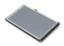 Nextion K7.0 amélioré HMI Intelligent Intelligent USART UART série tactile TFT LCD Module panneau daffichage pour Raspberry Pi NX8048K070