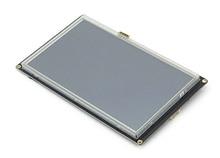 Nextion k7.0 aprimorado hmi inteligente usart uart serial toque tft lcd módulo painel de exibição para raspberry pi nx8048k070