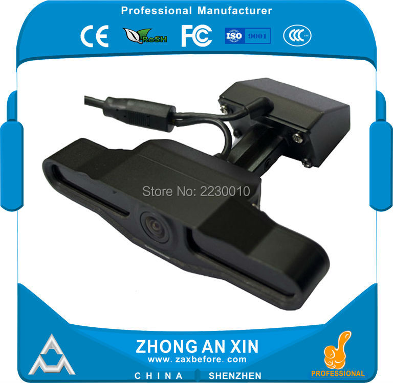 700TVL HD Infrared night vision Mini Double lens vehicle camera taxi front view camera Factory OEM ODM цена