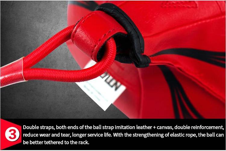 Thai Boxing Punching Bag Velocidade da Bola