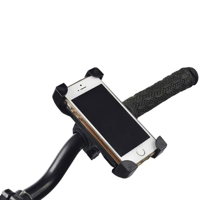 Universal Bike Bicycle Motorcycle Handlebar Mount Phone Holder Support For for iPhone 6s Plus For Samsung Galaxy S7 Edge