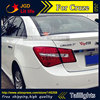 Car Styling Tail Lights For Cruze 2012 Taillights LED Tail Lamp Rear Trunk Lamp Cover Drl