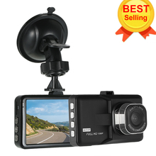 """KKMOON 3 """"Видеорегистраторы для автомобилей тире Камера Full HD 1080 P видео Регистраторы видеокамера обнаружения движения/петля Запись регистраторы"""