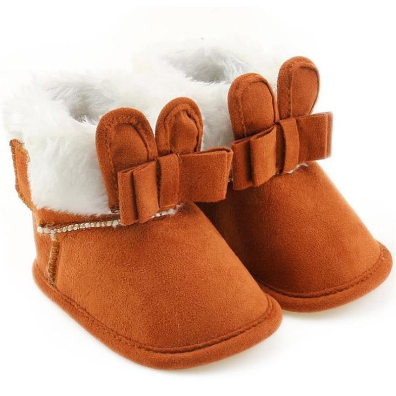 2018 new winter children snow boots baby boys girls kids children's clothing cotton shoes N21