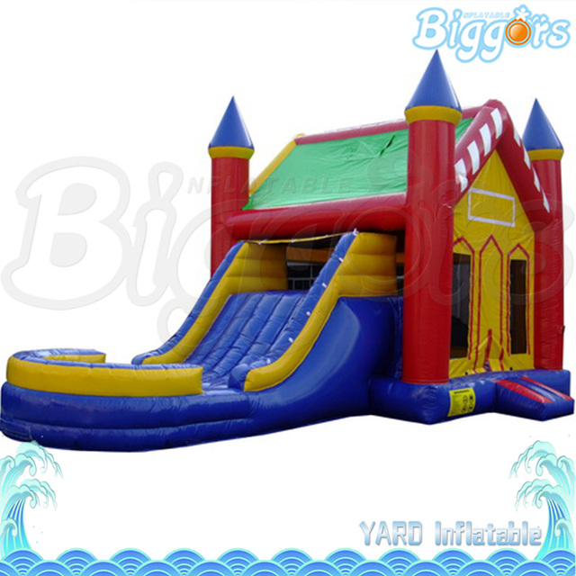 Factory Price Giant Inflatable Bouncy Castle Amusement for Party