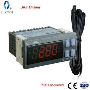 Image 2 - ZL 6210A +, salida 30A, controlador de temperatura, termostato Digital, Lilytech
