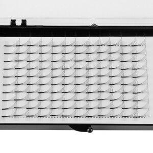 Image 3 - 3D ~ 10D yanlış kirpik uzun kök Premade rus ses hayranları yarı kalıcı C D kıvırmak kirpikler sahte kirpik uzatma makyaj