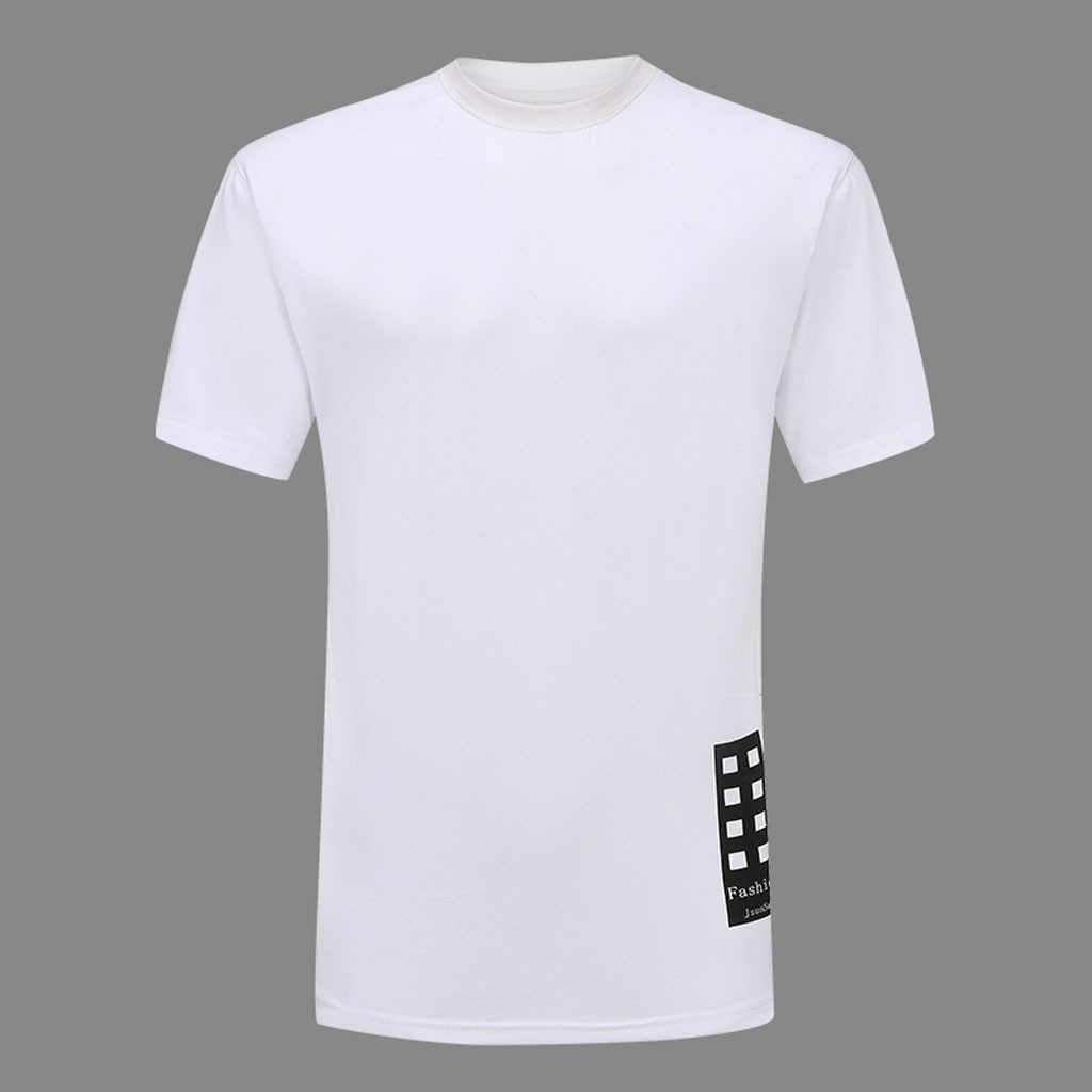 Feitong Sommer hohe-tech männer Kühlen T-Shirt Wasserdichte Anti-moskito Outdoor Kurzarm Dünne Wilde T-Shirt #19620