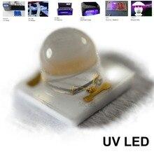 120PCS HONGLI Replace CREE LG 3535 1-2W UVA UVB UVC LED 390-395-400NM