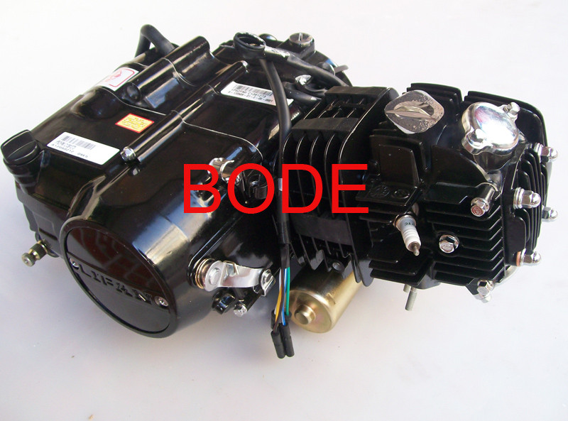 lifan 125cc lf125 electric start motor engine for pit bikelifan 125cc lf125 electric start motor engine for pit bike motorcycle 1 2