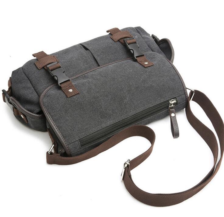 yesetn bag 010517 man canvas shoulder bag male casual messenger bag 4