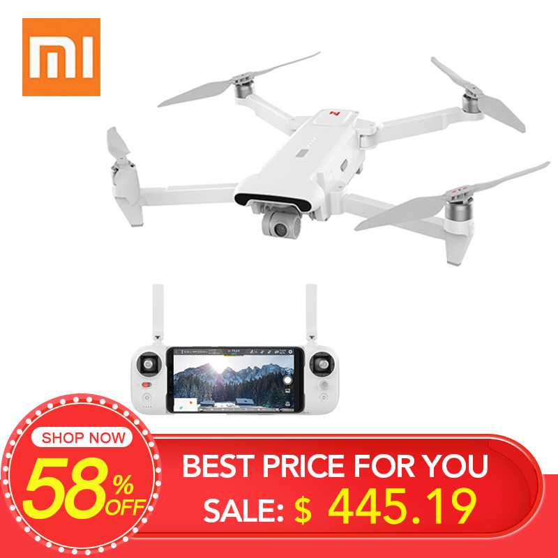 Xiaomi FIMI X8 SE 5KM FPV With 3-axis Gimbal 4K Camera GPS 33mins Flight Time RC Drone Quadcopter RTF marking tools
