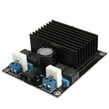 цена на 100W + 100W Amplifier TDA7498 Class D Amp Subwoofer Assembled Board Module DIY