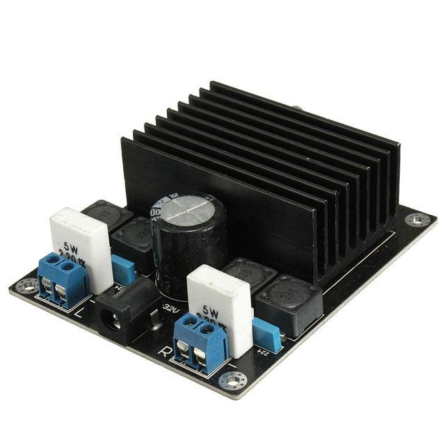100W + 100W wzmacniacz TDA7498 wzmacniacz klasy D Subwoofer zmontowana płyta moduł DIY