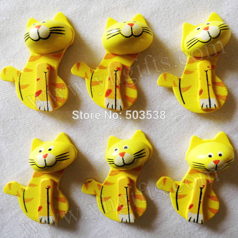 500PCS/LOT.Cat stickers,2.8x4cm Kids toys,scrapbooking kit,Early educational DIY.Kindergarten crafts.Classic toy